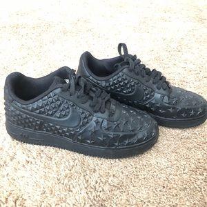 pretty nice 339bf 3d77d Nike Shoes - Nike Air Force 1 Low dunk Stars Black Men 10.5